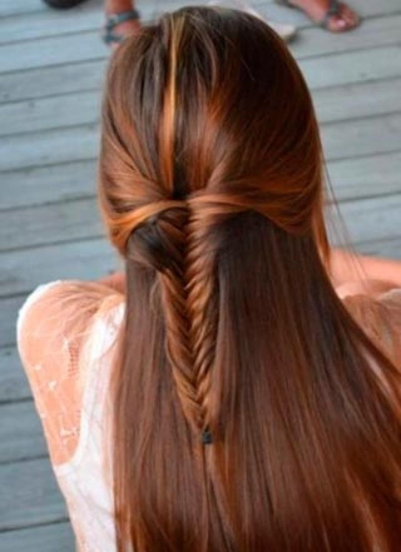 Самые красивые косы: 40 идей для вдохновения