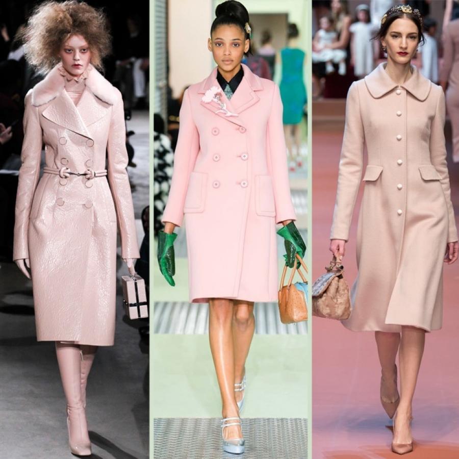 Самые модные пальто в 2016 году