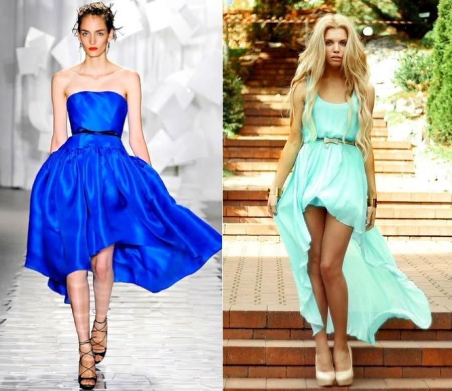 Какое вечернее платье купить для выпускного: становимся королевой вечера