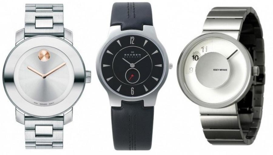 Как выбрать модные мужские часы