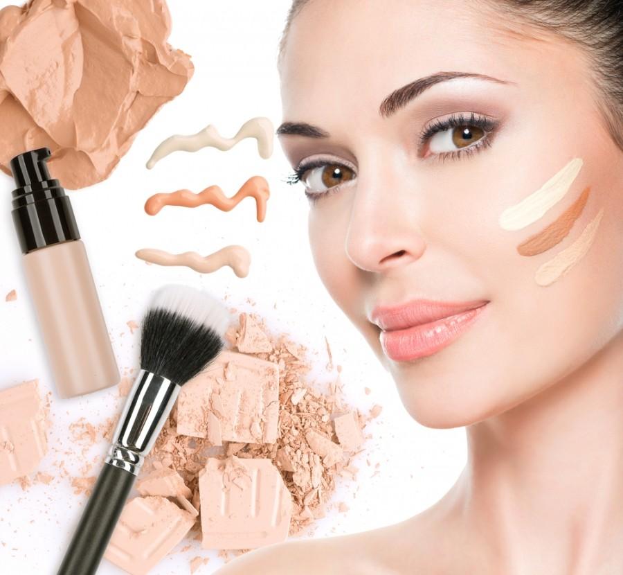 Тональный крем – основа шикарного макияжа