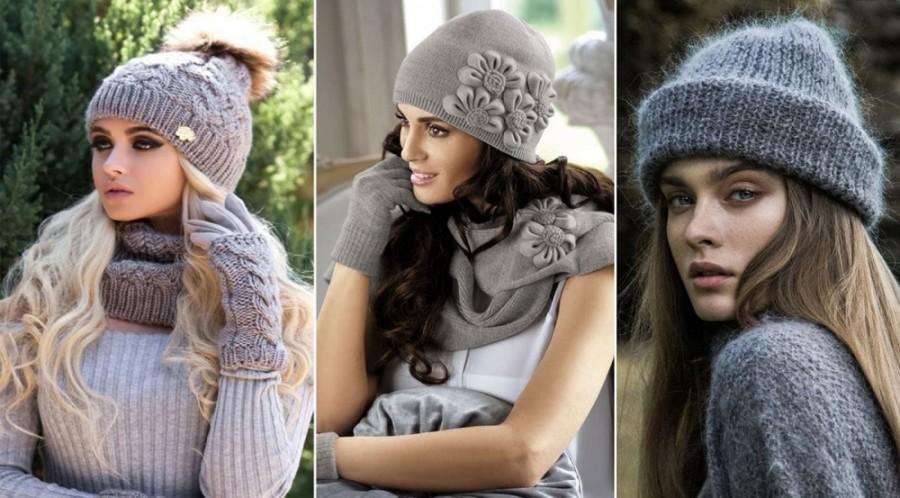 модные шапки