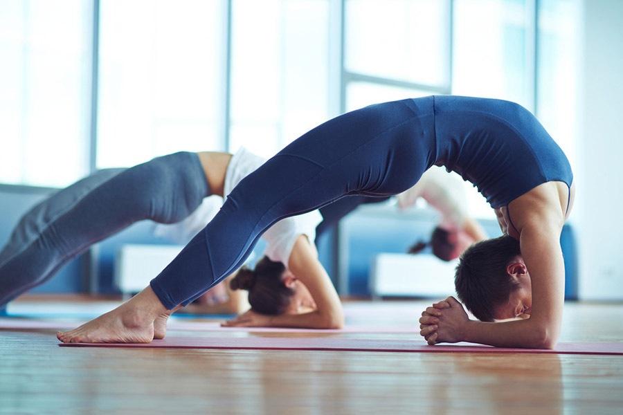 Класс Здоровая спина · Yoga Class · Ростов-на-Дону