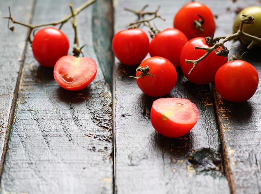 Простые и аппетитные блюда из томатов от шефа Мишеля ...