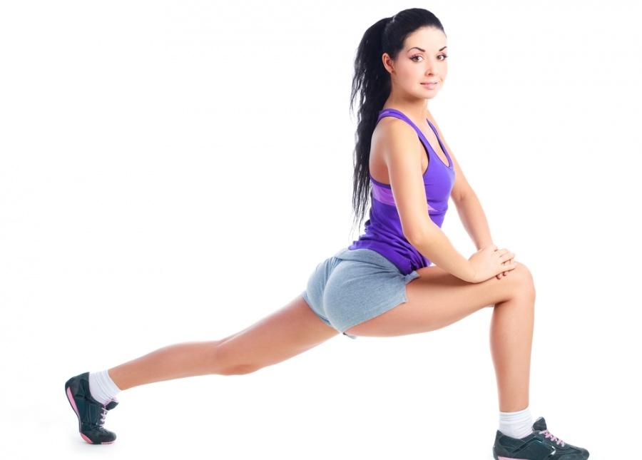 Растяжка мышц бедра – основные упражнения, принципы ...