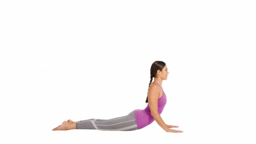 Cobra Pose (Bhujangasana) - Yoga Journal