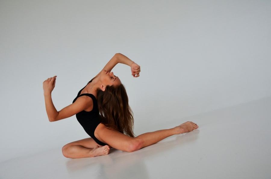 Девушка Гимнастика Спорт - Бесплатное фото на Pixabay