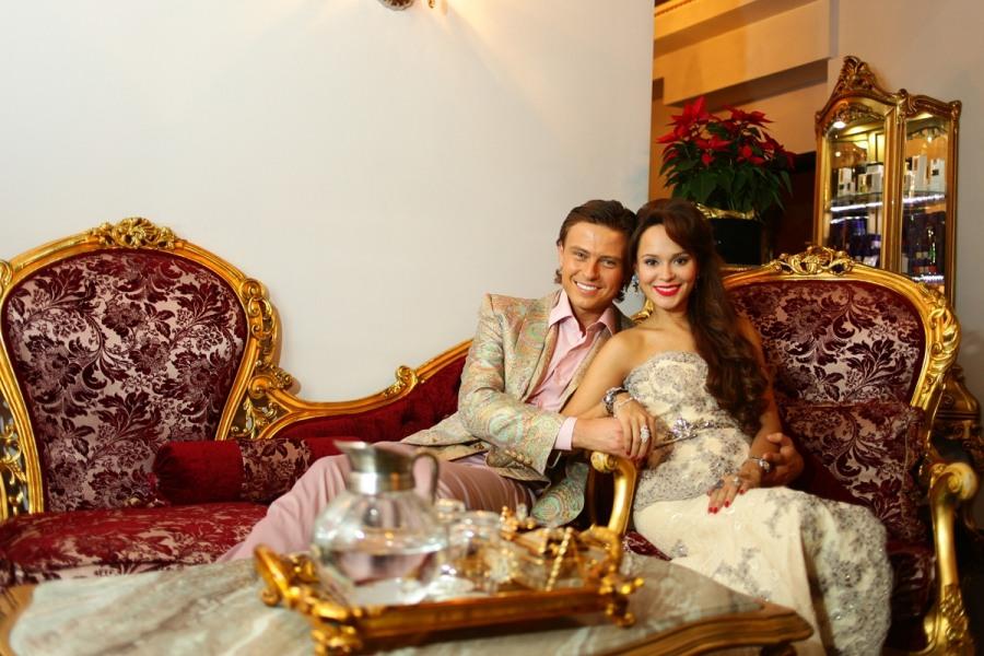 шаляпин и анна калашникова фото свадьбы женщины