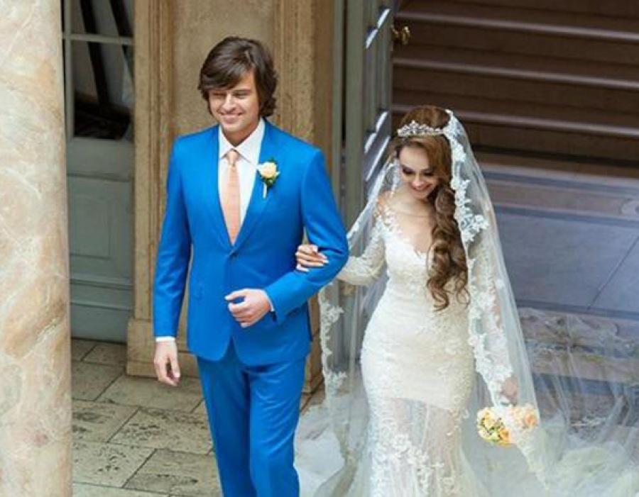 все свадьба прохора шаляпина и анны калашниковой фото первый звонок, теперь